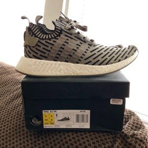 Other - Adidas NMD - Olive Black - Size 9.5 (men's)